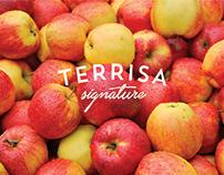 Packaging Design - Terrisa Signature