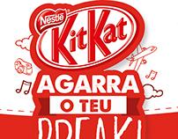 Kit Kat // Agarra o teu Break!