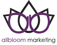 albloom Logo Design