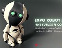 DESEÑO CARTEL-EXPO ROBOT 2018