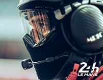 Le Mans 24 Hours - New Website
