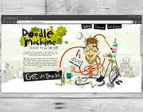 New look for Doodlemachine