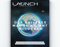 Launch Magazine Redesign