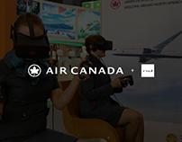 Air Canada 787 VR Experience