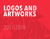 Logos and Artworks 2017-2018