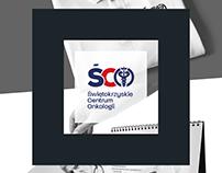 Świętokrzyskie Centrum Onkologii branding project