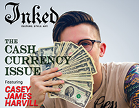 Creative Project - Magazine Cover