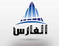 real estate business card logo