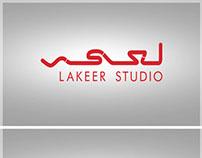 Lakeer Studio, Logo, Brand Identity