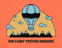 The Fairy Vector Brushes for Illustrator