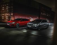 2016 Mercedes A-Class