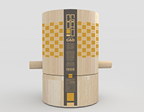 [Packaging Design] Coi Gao