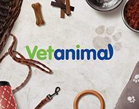 Vetanimal - Marca/Branding