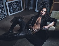 Willy Cartier X Franck Glenisson for OUT Magazine