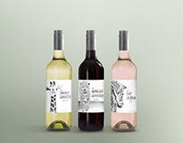 Packaging - Wine Label Design