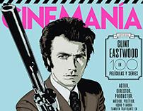 CINEMANÍA cover illustration
