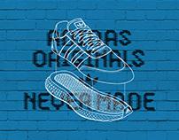 Never Made | adidas