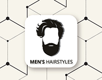 Men's Hairstyles - Mobile Apps