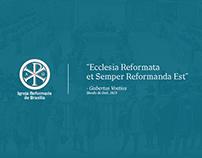 Social Media - Igreja Reformada de Brasília
