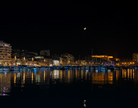 Marseille: the light of the Mediterranean sea