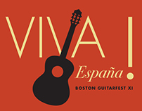 """Boston GuitarFest """"Viva España"""""""