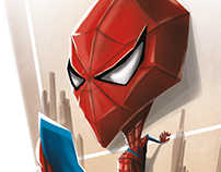 Spider-Man illustration