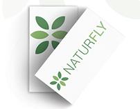 Logo Design NATURFLY