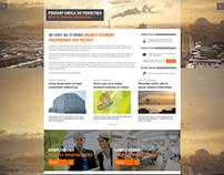 SGS Analiza Środowiska - projekt WWW