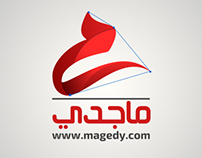 Magedy Logo Design