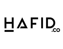 Diseño de marca Hafid.co