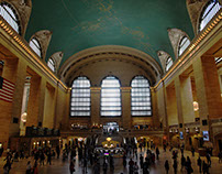 The Grand Central Terminal, New York