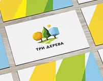Three trees logo