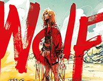 Wolf #5 Cover
