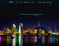 2012' Dragon hill lodge hotel - website work