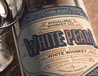 WHITE PEARL by Andalusia Whiskey Co