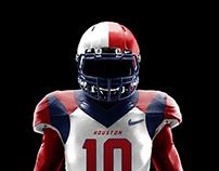 Houston Texans 2015 Uniforms Concept