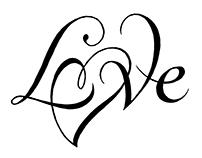 "Lettering ""Love"" (2015)"