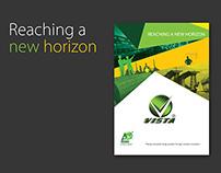 Brochure Design :Vista