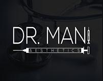 Doctor Logo design free mockup