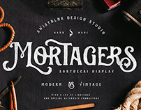 Sortdecai Display Font