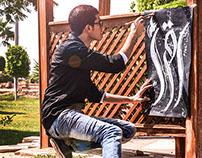EQRAA' Calligraffiti