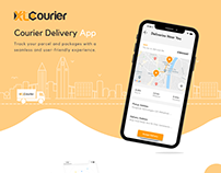 XLCourier - On Demand Courier Delivery App