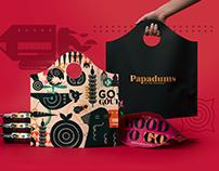 Papadums Go-Go Gourmet