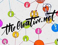 MOTION LETTERING TheCreative.net