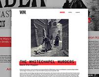 The Whitechapel Murders