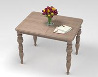 3D Furniture Renderings