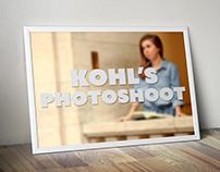 Kohl's Photoshoot