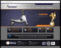 Teknorot Web UI/UX