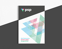 Prospectus design for PSP