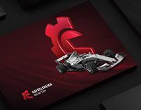 Kafrelsheikh racing team | logo design